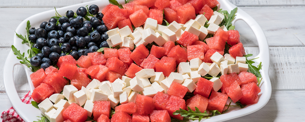Food ideas for Fourth of July