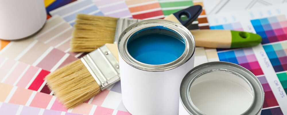 Paint Colors for Energy-Efficient Home