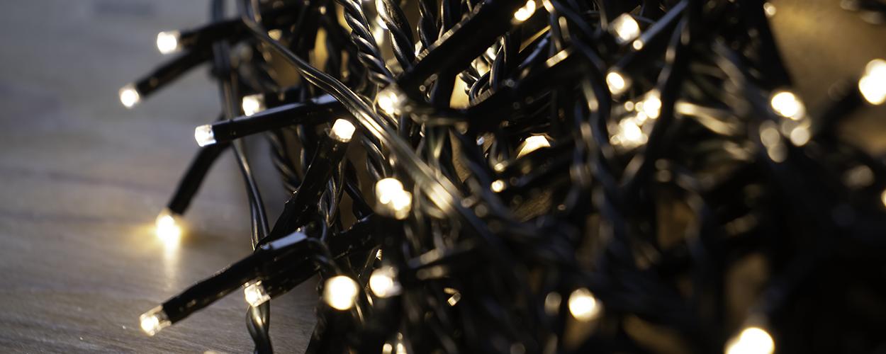 Strand of Christmas lights